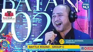 Himig Qabayan 2021 Season 1 Semi-Finalist - Clint Ocfemia