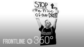 The Cost of College Debt 360° | FRONTLINE