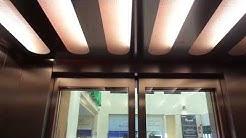 2009 KONE Monospace MRL Traction Elevators @ K-Citymarket & Prisma Center, Mikkeli, Finland