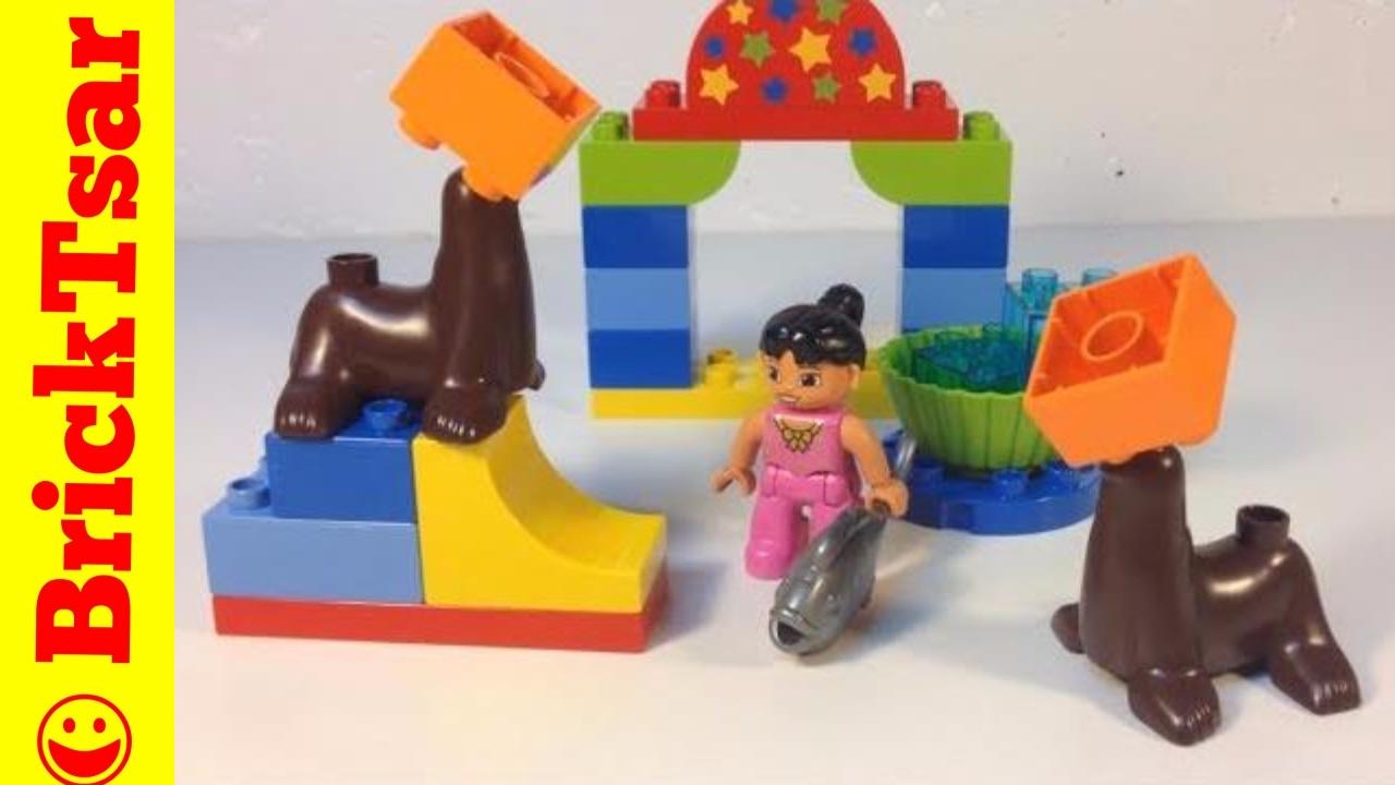 LEGO DUPLO 10503 CIRCUS SHOW Set  NEW /& SEALED