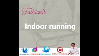 GYNAE PENANG: Indoor Running 1KM #MCO D15