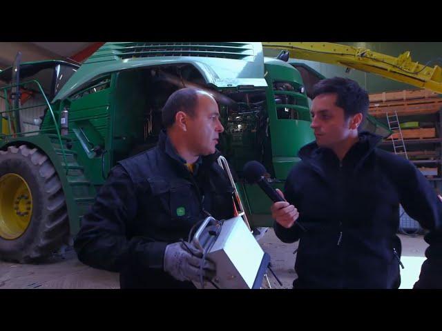 Una nuova sfida - Trincia John Deere Serie 8000 (Anteprima Episodio 3)