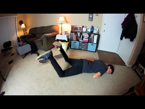 FUNNIEST GAME OF CARPETBOARD S.K.A.T.E!