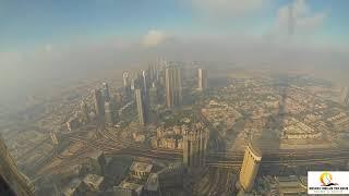 Amazing view of Burj Khalifa from top | UAE Visit Visa  ( Desert Dream Tourism )|