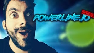 POWERLINE.IO ⭐️ iTownGamePlay