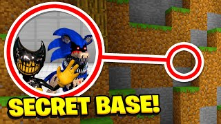 Minecraft : I FOUND THE SCARY SECRET BASE! (Ps3/Xbox360/PS4/XboxOne/PE/MCPE)