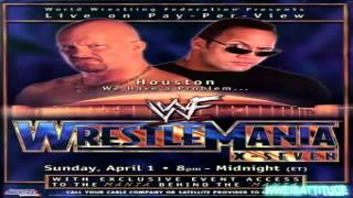 Wwe wrestlemania 17 (Re uploaded) theme song