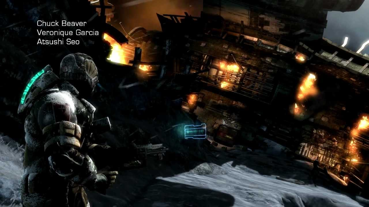 Dead Space 3 ( RELOADED ) - Pc Gameplay. - YouTube