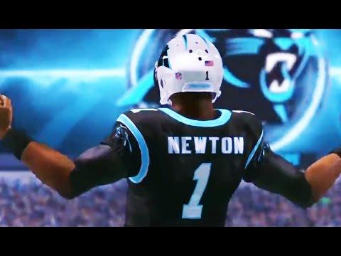 SUPER BOWL REMATCH!! Madden 17 Gameplay - Carolina Panthers vs. Denver Broncos (XB1/PS4 1080p 60fps)