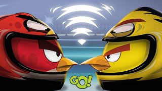 Angry Birds Go! Daily Event New Party Mode Mutiplayer! Racing with Friends!