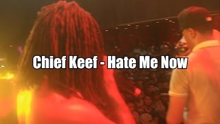 Chief Keef Peforms Hate Me Now Live *Dallas Tx* shot by @Jmoney1041
