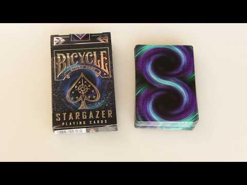 Карты Bicycle Stargazer - Обзор колоды