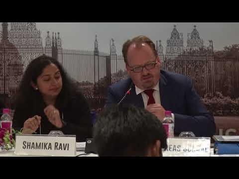 Raisina 2018   Framing the Health Agenda for the G20
