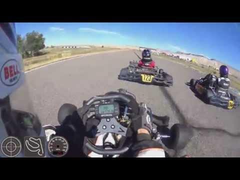 Grand Junction Motor Speedway October Club Race Heat 1