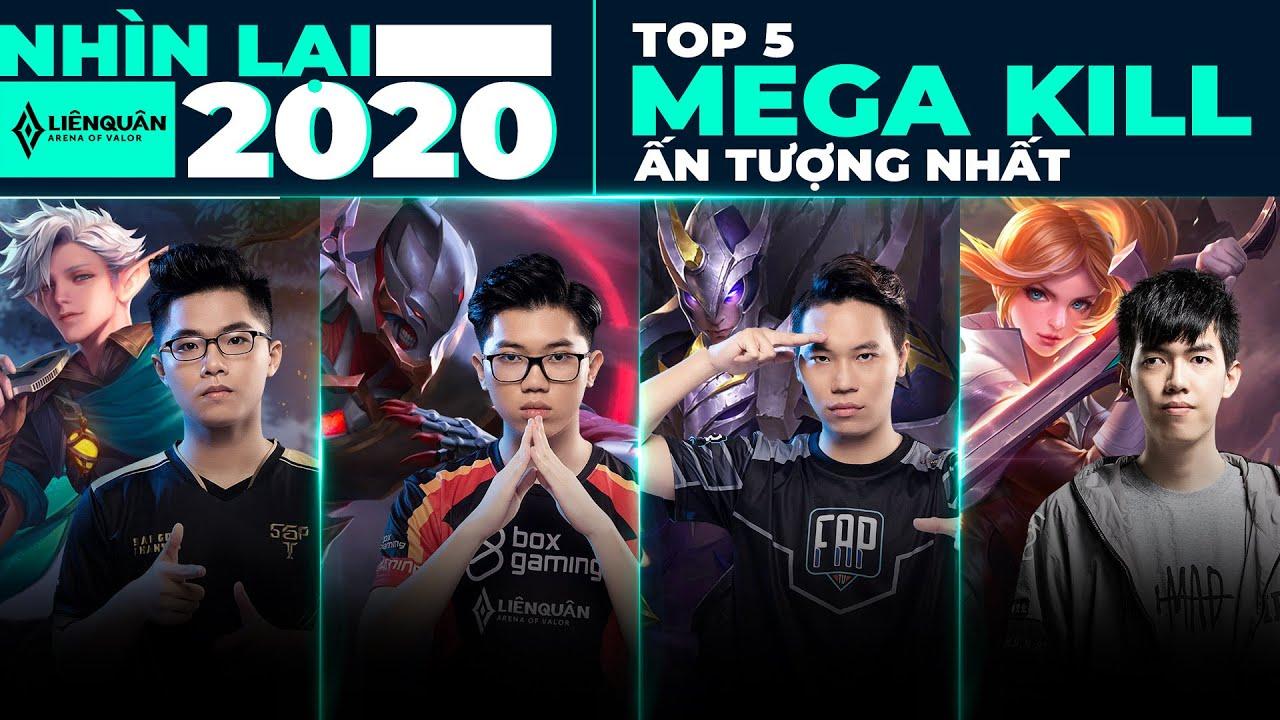 TOP 5 MEGA KILL HỦY DIỆT NĂM 2020 | Nhìn lại 2020