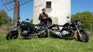 Duel Bmw R Ninet Pure Vs Honda Cb1100rs : Les Moteurs En Smart-Vidéo