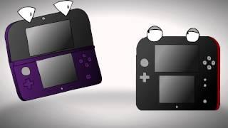 2DS vs 3DS
