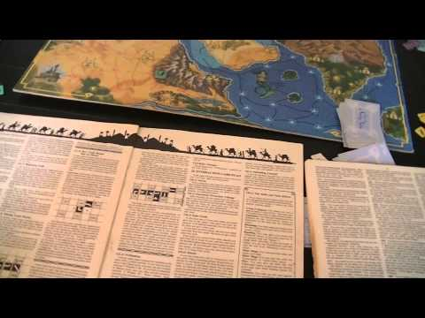 Tales of the Arabian Nights - intro