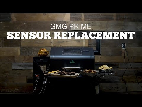 Green Mountain Grills Prime Support | Thermal Sensor Replacement