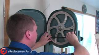 How To Install A Bandsaw Tire