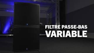 PreSonus ULT haut-parleur — En Français