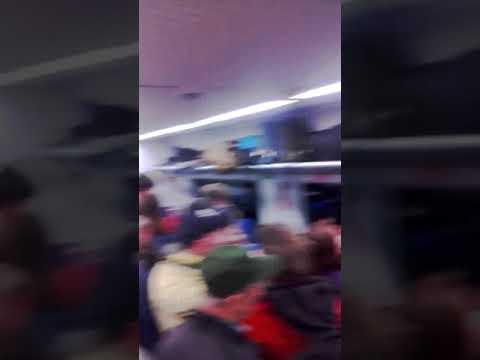 Поезд Ласточка . Выборг -СПб