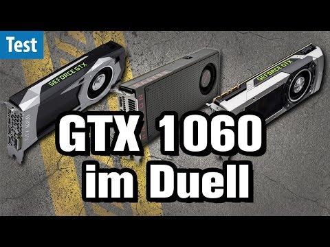GTX 1060 vs. RX 480 vs. GTX 980 - Vergleichs-Test | Benchmarks | deutsch / german