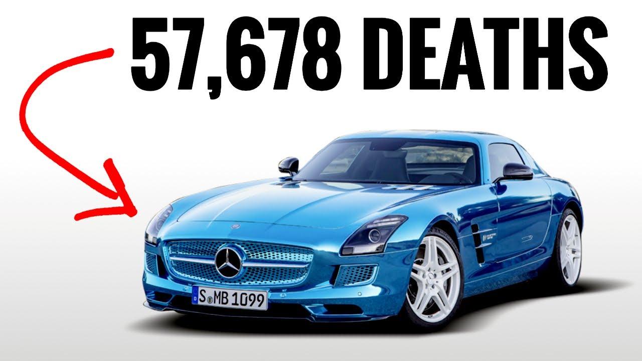 9 Luxusautos, die Sie NIE kaufen sollten! + video