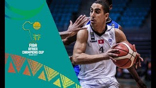 Omar Abada - All-Star Five - FIBA Africa Champions Cup 2017
