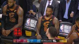 JR Smith Ruined LeBron