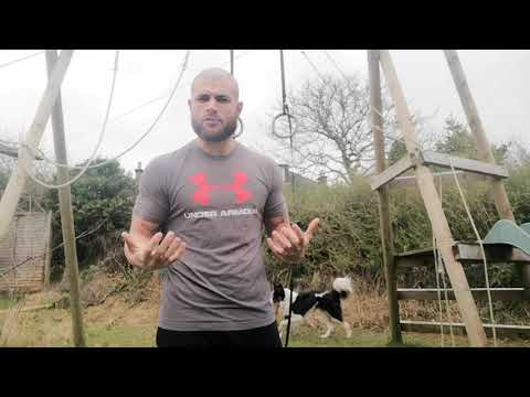 How To Use Paused Iso Countdowns To Build More Muscle With Bodyweight Training