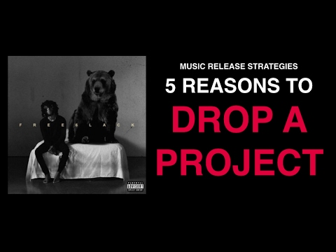 5 Reasons to drop an EP/Mixtape [Music Release Strategies]