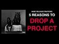 5 Reasons to drop an EP/Mixtape [Music Release Strategies]