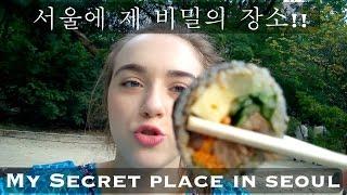 서울에 제 비밀의 장소는... 창경궁??!! // My Secret Place in Seoul is... A Palace?!!