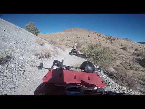 Metal Detecting And Four Wheeling Virginia City Nevada