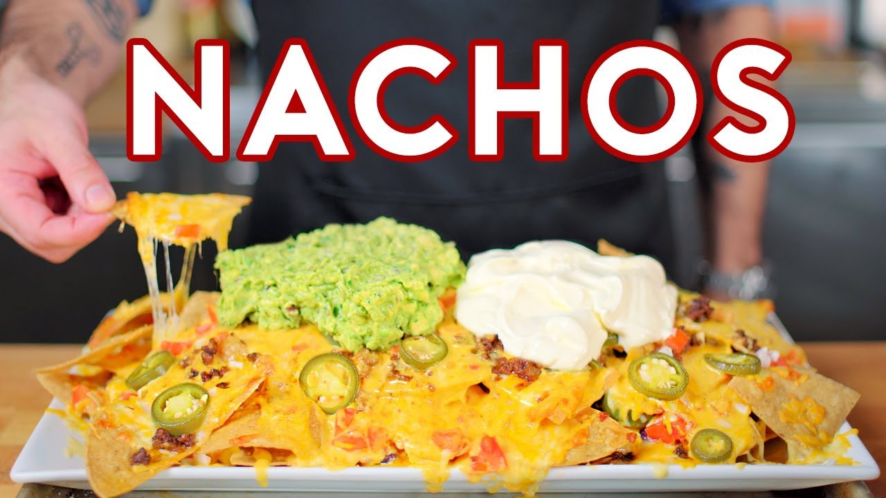 Download Binging with Babish: Nachos from The Good Place (plus Naco Redemption)