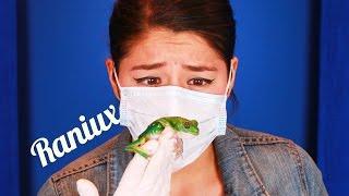 RANIUX EN EL HOSPITAL | LOS POLINESIOS VLOGS