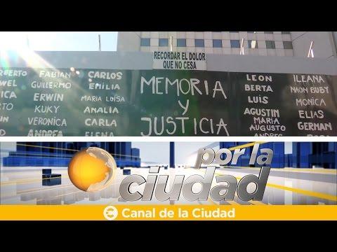 """<h3 class=""""list-group-item-title"""">Identifican a la víctima 85 del atentado a la AMIA - Por la ciudad</h3>"""