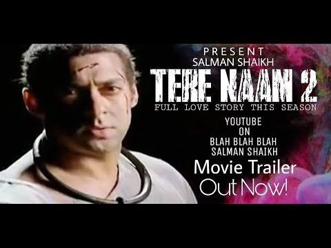 Tere Naam 2 ||Trailer Official 2017 || Salman Khan || FanMade