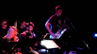 """Thought Forms"" - Jazz Panthers at The HuB"