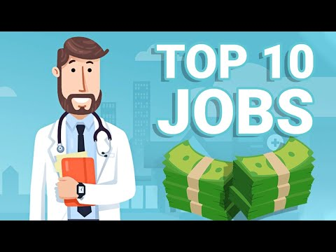 10 Highest Paying Jobs In America