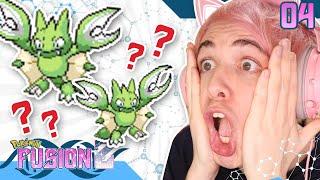 QUIEN SON LOS POKÉMON DE ESTA FUSION!? | Pokémon FUSION 2 RANDOMLOCKE Ep.4