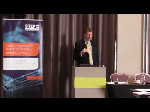 STEP Ireland Conference, 19 May 2017: Patrick Harney, Head of Private Client at Forsters
