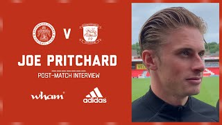 INTERVIEW: Pritchard's reaction on the draw with Preston North End