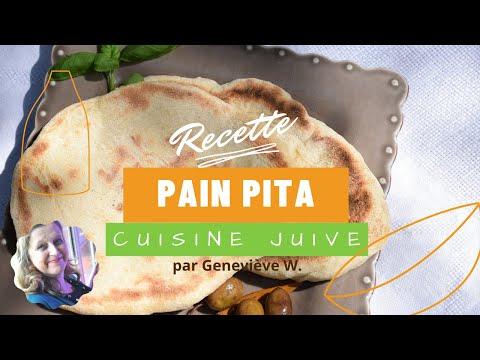 🕎-recettes-de-cuisine-juive-:-le-pain-pita-!