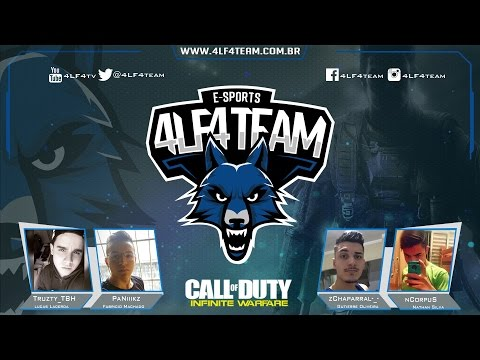 4LF4 TEAM - competitivo LINK COD IW