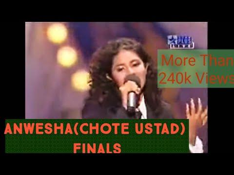 Anwesha Chote Ustad Final