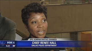 Chief Hall proposes Dallas Police policy changes in wake of shooting of Botham Jean