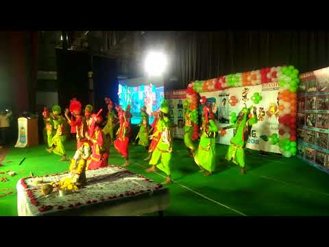 Bhangra empire dance off 2018 bhashyam high school kharkana