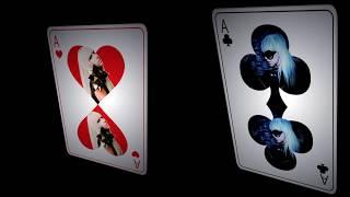 Lady Gaga - Poker Face (Backdrop Concept)